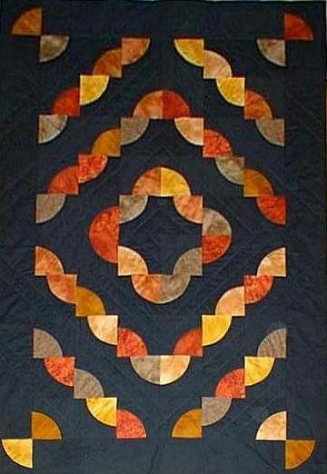 Drunkard S Path Pattern Patterns Gallery