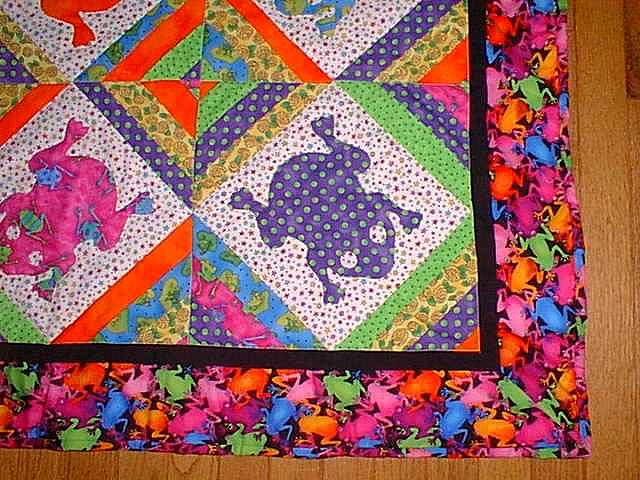 Magnificent Frog Quilt Pattern 640 x 480 · 81 kB · jpeg